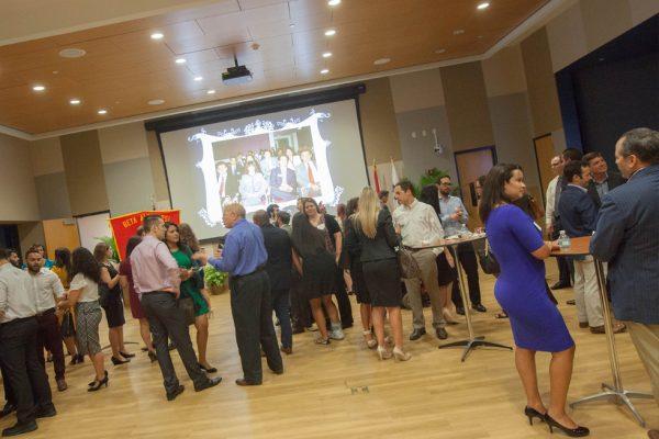Beta Alpha Psi alumni reunion marks a milestone